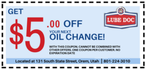 Coupons Lube Doc